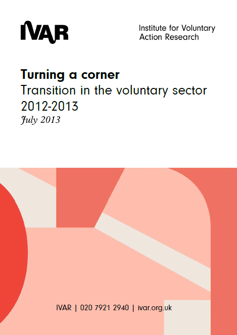Front cover image of Turning a Corner