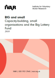 Front cover image of Big and Small