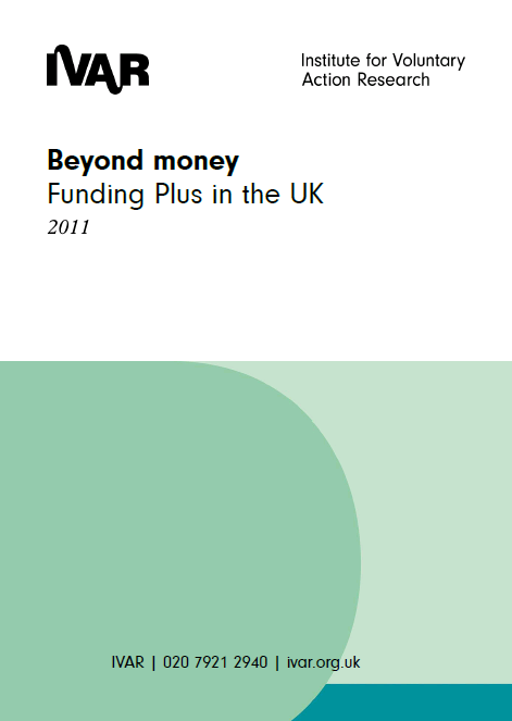 Front cover image for Beyond Money report