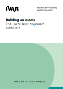 Front cover image for building on assets
