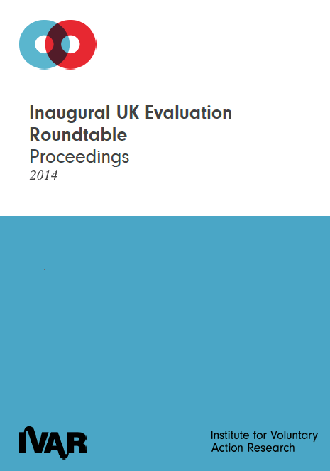 Inaugural UK Evaluation Roundtable
