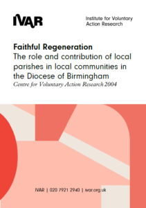Front cover image for Faithful Regeneration