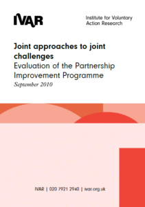 Front cover image of joint approaches to joint challenges