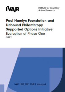 Front cover image PHF and Unbound Philanthropy SOI