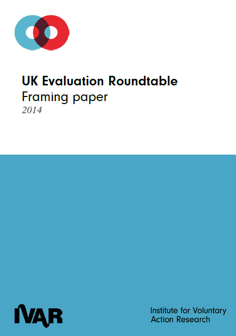 UK Evaluation Roundtable 2014