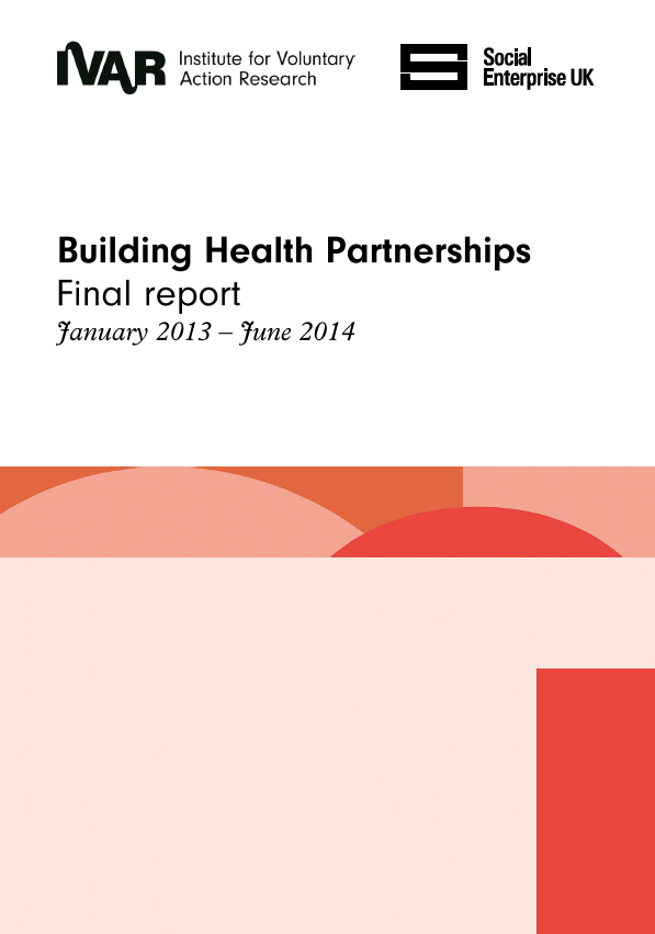 Building Health Partnerships