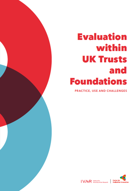 Evaluation Within UK Trusts and Foundations
