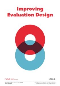 Front cover image for Improving Evaluation Design
