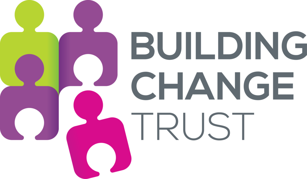 Logo for Building Change Trust