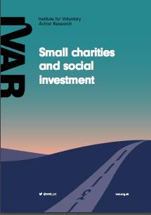 Small charities and social investment