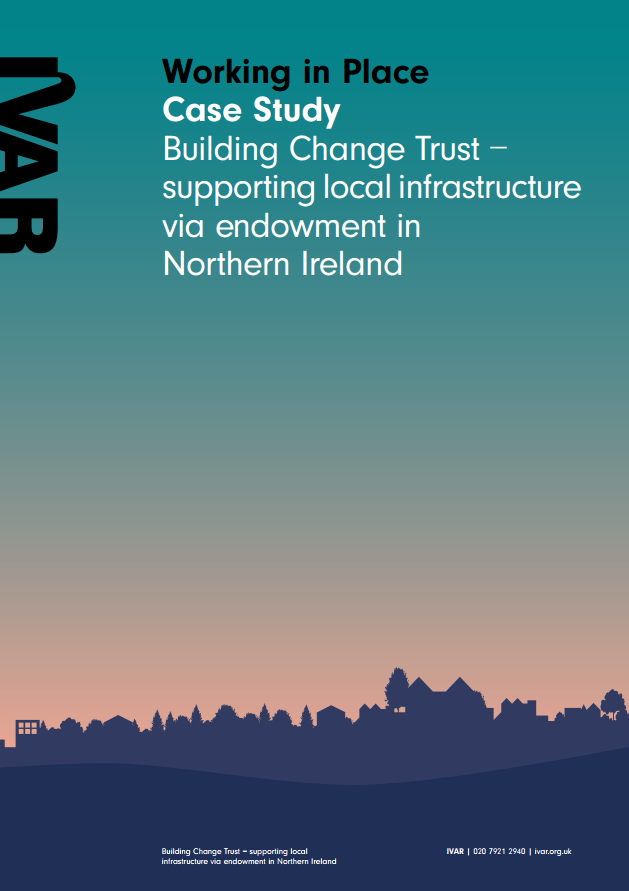 Case study: Working in Place: Building Change Trust