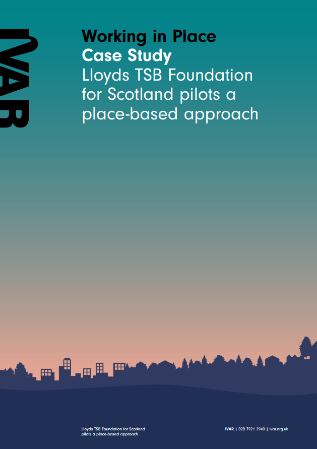 Case study: Working in Place: Lloyds TSB