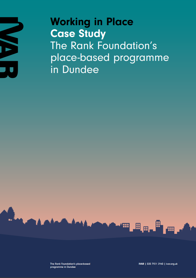 Case study: Working in Place: The Rank Foundation