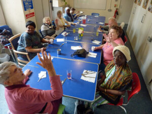 Older People Lunch Club 2 28Jul15