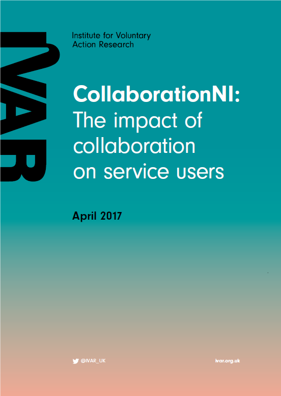 CollaborationNI: The impact of collaboration on service users
