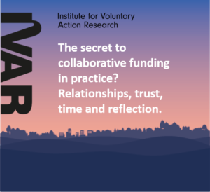 Blog- Secret to collaborative funding (relationships and time)