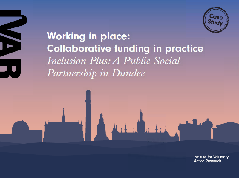 Inclusion Plus: A Public Social Partnership in Dundee