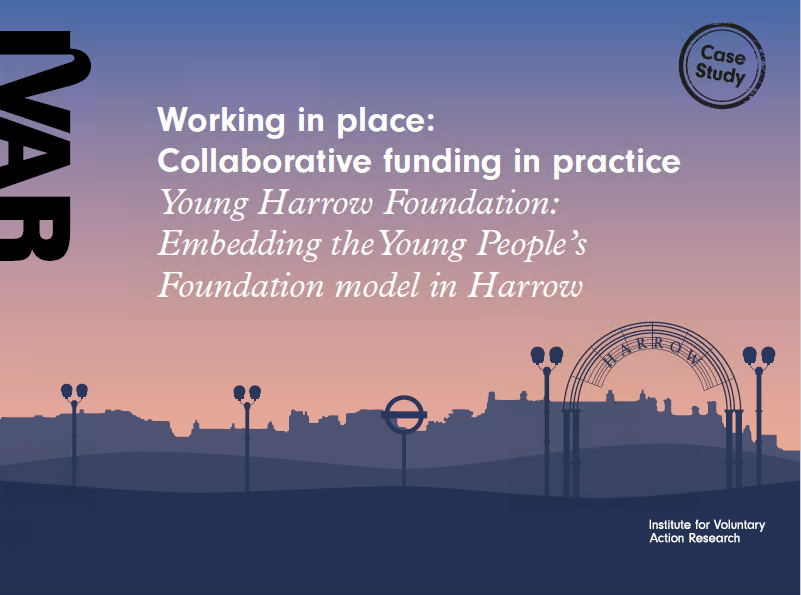 Young Harrow Foundation: Embedding the Young People's Foundation model in Harrow