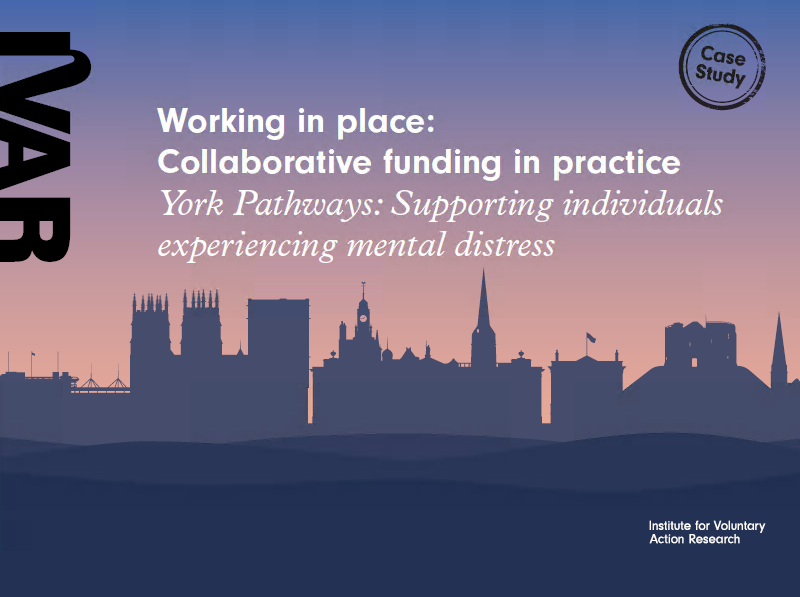York Pathways: Supporting individuals experiencing mental distress