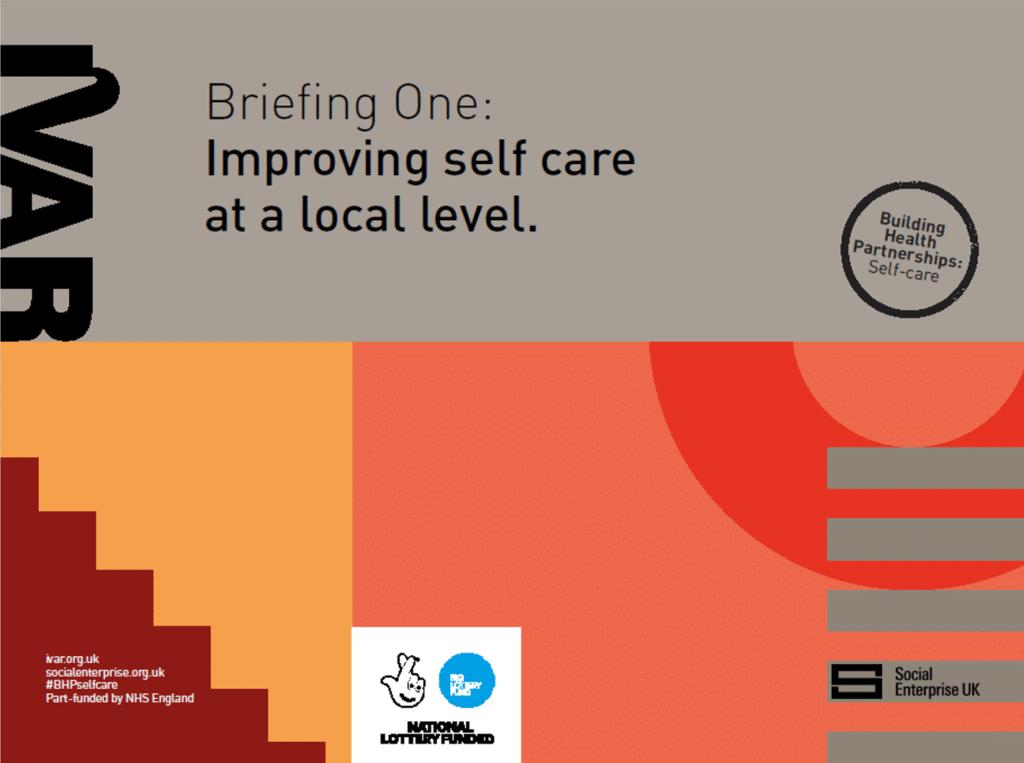 Briefing 1 self care