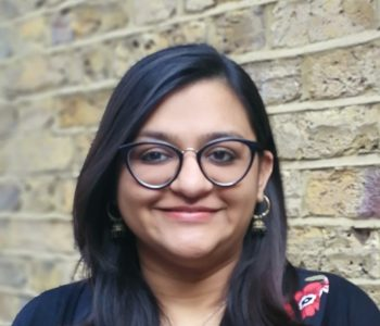 Sonakshi Anand, Project Manager