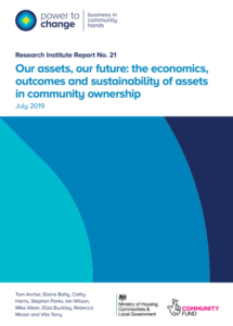 Our assets, our future front cover image