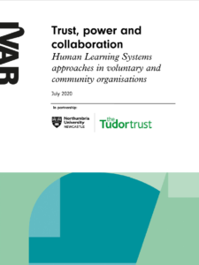 Trust Power and Collaboration front cover image
