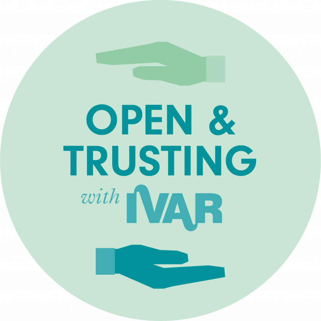 Open and Trusting_Website badge