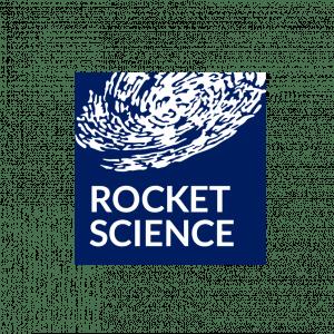 Rocket Science logo - Flexible Funder sign-up through IVAR's flagship.