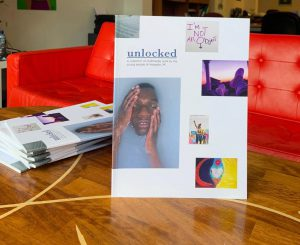 The front cover of Integrate UK booklet.