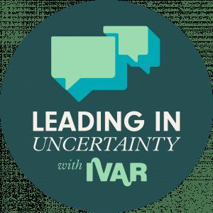 IVAR0 Leading in Uncertainty_badge
