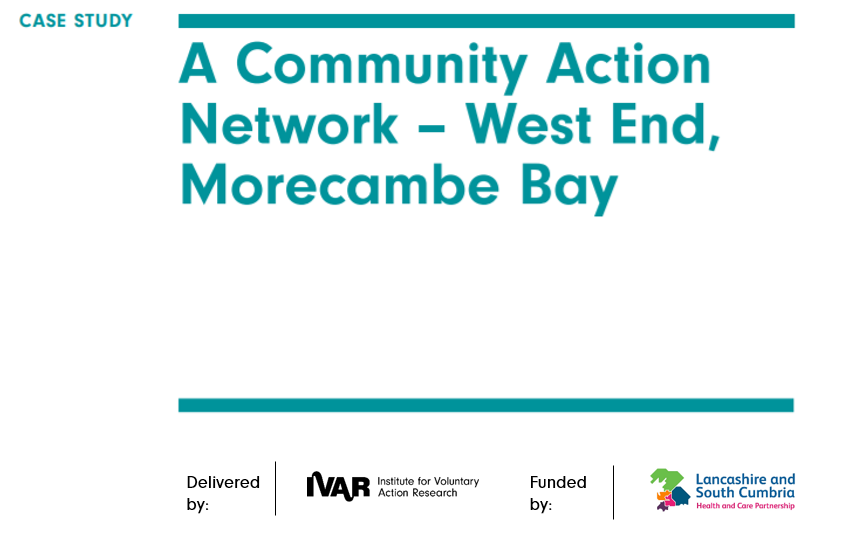 Case study: A communication action network - west end, morecambe bay