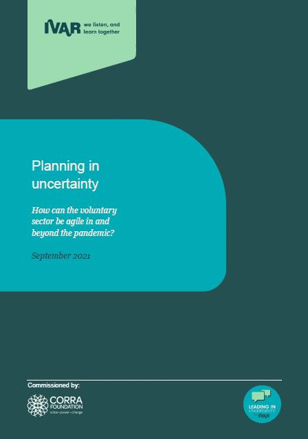 Planning in uncertainty